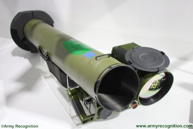 New GAM 10X family of anti tank missiles dsclosed at IDEAS 2016 002