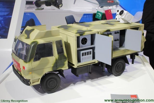 Poly Defence highlights its nter laser defense system at IDEAS 2016 640 001