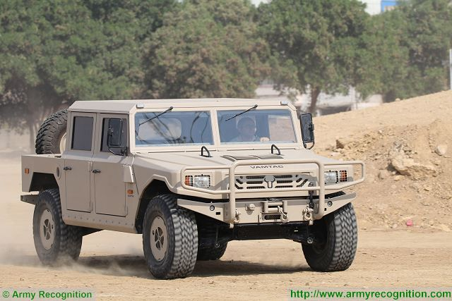 URO Vamtac Spanish Defense Industry IDEAS 2016 defense exhibition Karachi Pakistan 640 002