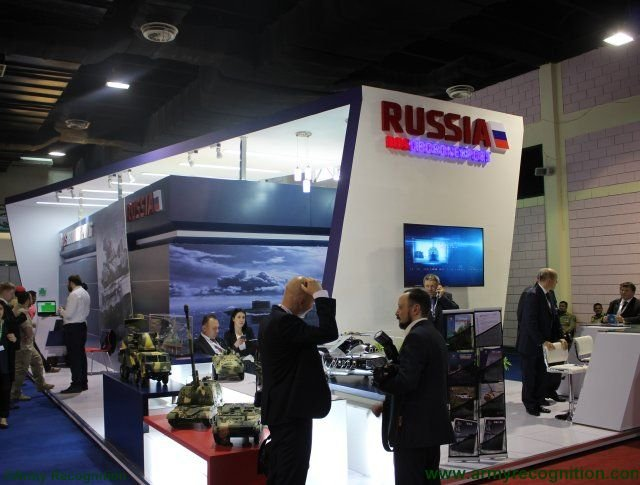rosoboronexport at IDEAS 2016