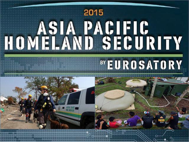 COGES APHS 2015 first dedicated event to Homeland and Civil Security in Asia 640 001