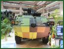 At TADTE 2013, the Taipei Aerospace and Defense Technology Exhibition, the latest generation of 8x8 armoured vehicle personnel CM-32 Yunpao was showed with a turret armed with 40mm automatic grenade launcher and one 7.62mm coaxial machine gun. The Taiwanese Army plans to order up to 1,400 CM-32 vehicles with 368 vehicles entering service by 2017-2018.