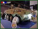 Defence Technology Institute (DTI) of Taiwan has unveiled the mockup of its latest 8x8 armoured vehicle Black Widow Spider at Defense & Security 2013, exhibition and Conference in Bangkok, Taiwan. DT has completed technology development phase and displayed the infantry fighting vehicle version.