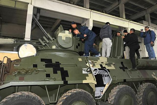 Thailand continues to increase its purchases of military equipment from Ukraine and is preparing a contract for the purchase of a large batch of Ukrainian BTR-3E1 armored personnel carriers for its army.