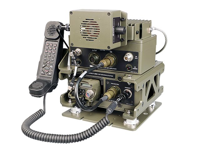 Barrett Communications PRC 2082 VHF Mobile package 640 001