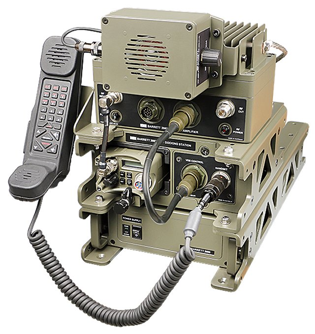Barrett Communications PRC 2084 VHF Base package 640 001