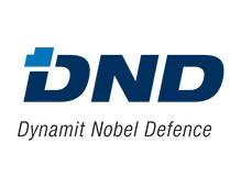 Dynamit Nobel Defence GmbH DND shoulder launched weapons anti tank anti armor Germany German defense industry logo 001