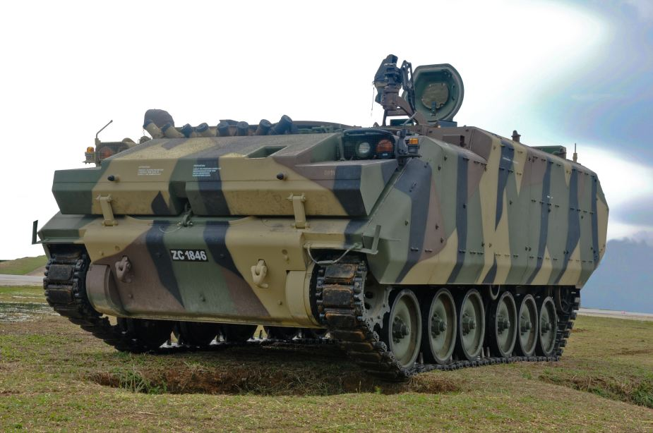 FNSS acv19 armored combat vehicle turkey company 925 001