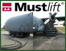 Aircraft Recovery Equipment, Lifting Bags, Debogging Kits, Dolly, Sledge & Trailer Musthane Mustlift
