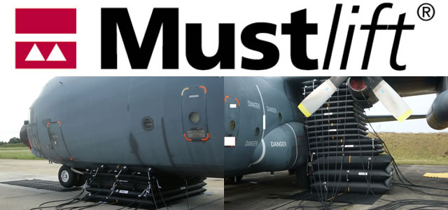 Musthane has a significant and long lasting experience in the manufacturing and delivery of a turn-key solution for the recovery of aircrafts.