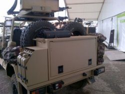 Mobile DFP Vehicle Recovery Mats Musthane Mustmove defence military army 250 002
