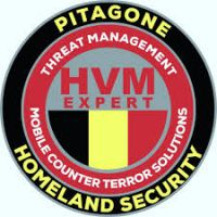 Pitagone Counter Terrorism security solutions products services Belgian security defense industry logo 001
