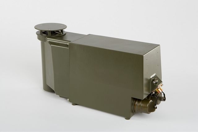 AP4C-V Chemical monitoring and detection unit for armoured vehicles