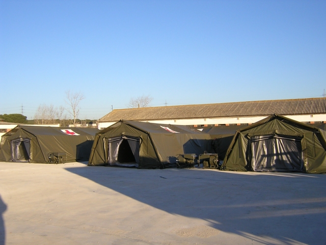 Rapid Deployment Shelter : Field military army rapid deploy cbrn coldpro shelters