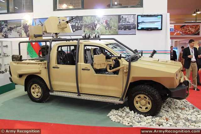 Official reports say, Azerbaijan increased its defense production in 2013 by 3.7 percent compared with 2012. Defense Industry Minister Yaver Jamalov said, the volume of defense equipment produced in Azerbaijan in 2013 has increased significantly.