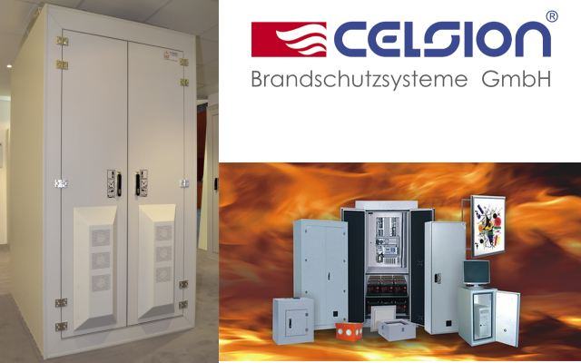 With the objective of developing an IT-distributor whose characteristics go beyond the requirements of the DIN EN 1047, the company Celsion launched the product series CNV successfully on the market