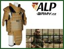 The Czech Company ALP is provider of ballistic protective vest as well as military combat gear and accessories that soldiers demand for the field, as well as essential items for tactical units like Special Ops, S.W.A.T., and law enforcement agencies.