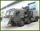 TATRA TRUCKS presents its special vehicles dedicated for using in military and firefighting takes part at International fair of defence technologies IDET and International fair of firefighting and security technologies PYROS/ISET, hold in May 22 – 24 in Brno, Czech Republic.