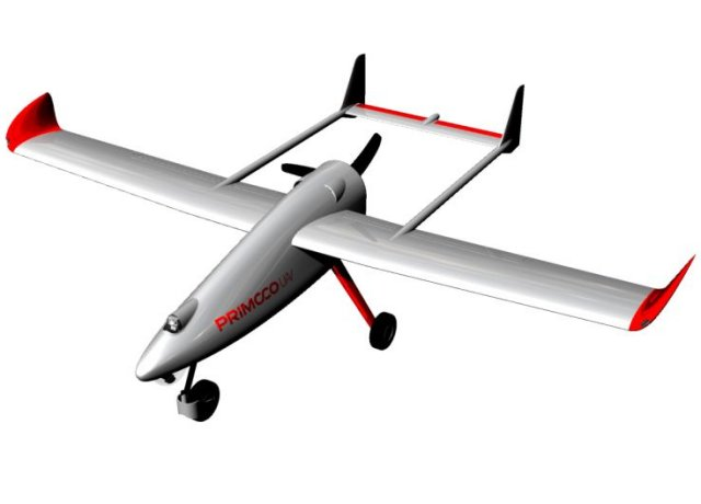 IDET 2015 Primoco eyes on the drones market with its new PrimocoUAV unmanned aerial vehicle 640 001