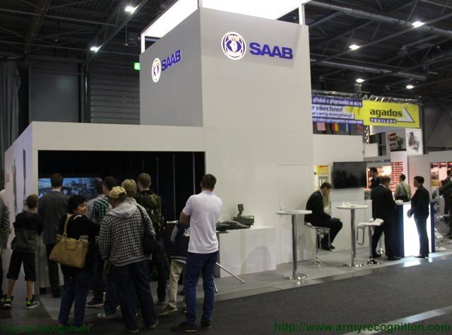 Saab demonstrates Small Arms Virtual Indoor Trainer at IDET 2015 640 002