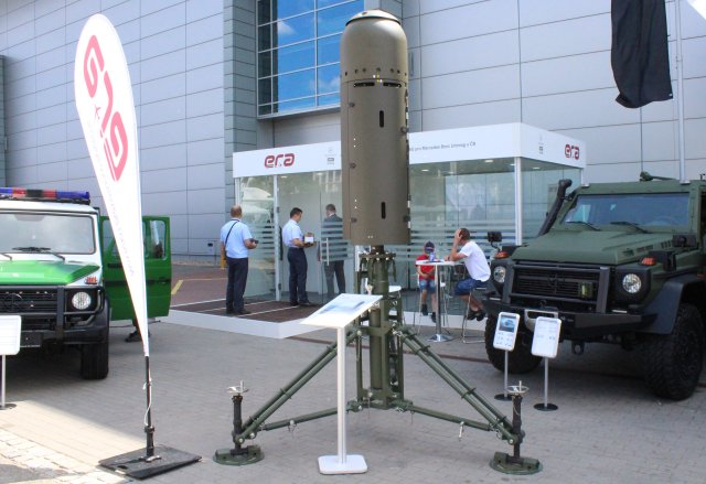 The Czech company ERA, supplier of unique passive surveillance and reconnaissance system VERA-NG, and the German manufacturer SMAG have signed a contract for the delivery of container mast systems within IDET 2017 exhibition in Brno. The mast prototype has been exhibited at IDET 2017 defence and security international fair this week. Further projects and possible deliveries are in a planning stage.