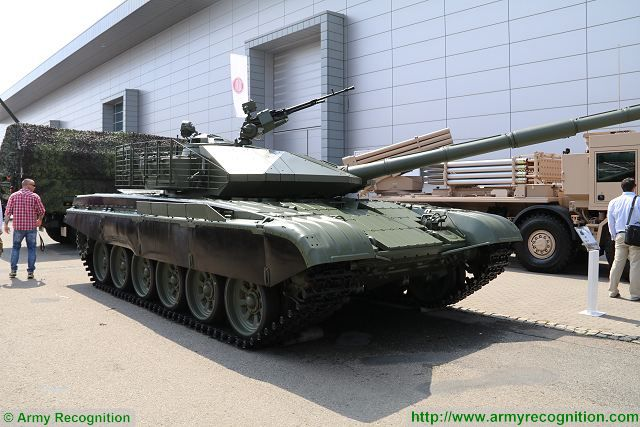 At IDET 2017, the Czech Company Excalibur presents T-72 Scarab, a new modernization program to upgrade Soviet-made T-72 main battle tank improving mobility, protection and fire power. The T-72 is one of the most popular main battle tank in service in the world, an opportunity for many defense companies to increase life time service of this tank.