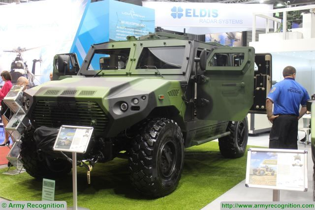 VOP CZ and NIMR Automotive have selected the 14th International Defence and Security Technology Fair, (IDET) in Brno, Czech Republic, to formally debut their first military vehicle collaboration, the AJBAN 440A configured to European specifications. Since announcing their partnership in early 2017.