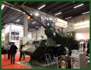 Unveiled during Eurosatory 2012, Excalibur Army's DANA-M1 CZ made its first appearance in Poland at MSPO 2014. The implemented upgrade items keep the well established combat & service features of the DANA system unchanged and at the same time transform the weapon into an up-todate and more powerful system.