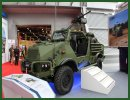 At MSPO 2014 International Defence Industry Exhibition, Krauss-Maffei Wegmann unveiled for the first time a new air-transportable light armoured vehicle designed for special forces operations. The KMW Special Operation Vehicle (SOV) should be the first of a family of products based on the Bremach chassis.