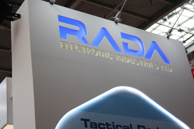 Israeli Company RADA showcases its Compact Hemispheric Radar CHR platform at MSPO 2016 640 001