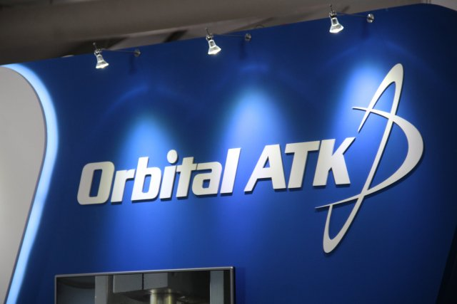 Orbital ATK showcases defense products and services at MSPO 2016 001