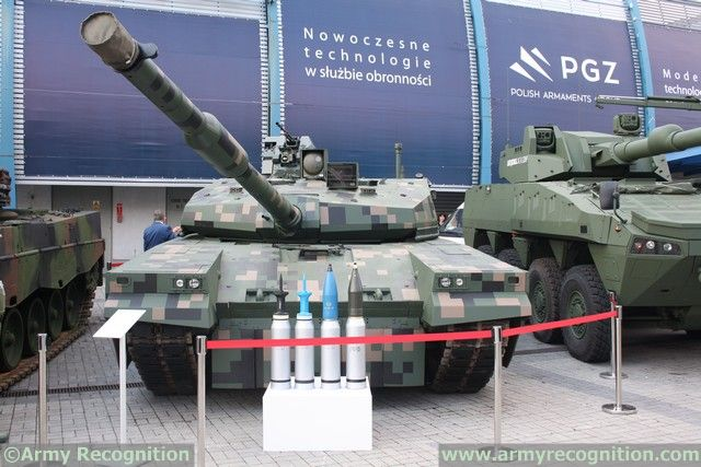 MSPO International Defence Industry military equipment technoogy Exhibition Poland Kielce 640 001