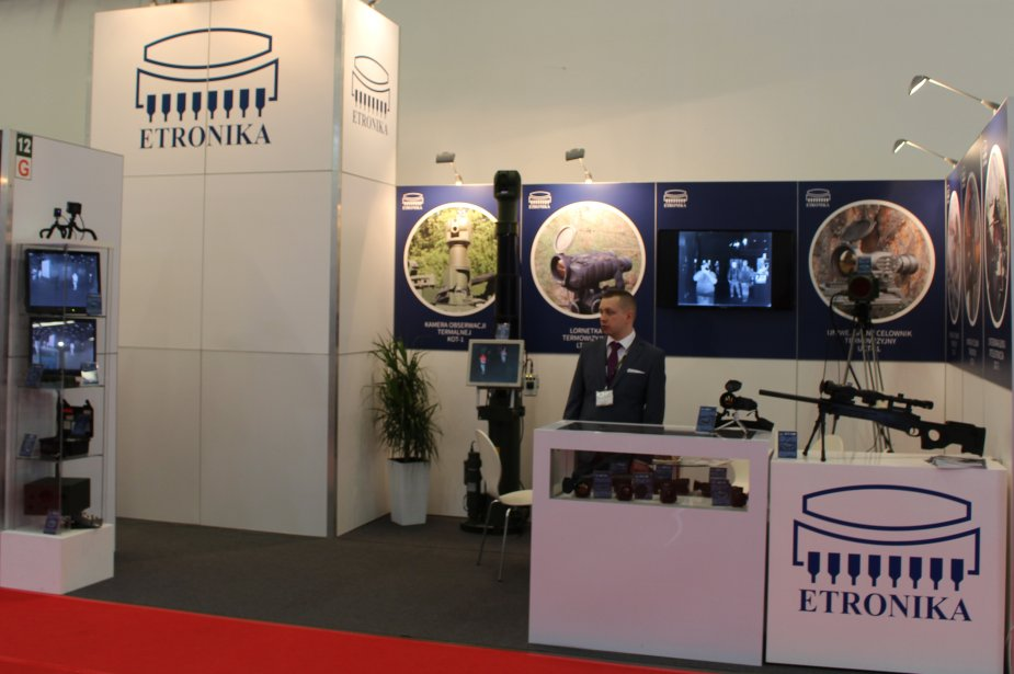 MSPO 2017 Etronika showcases its optical and optoelectronic devices 925 002