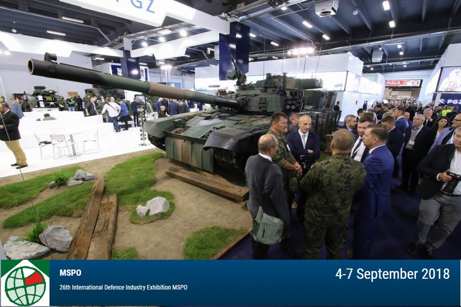 introducing MSPO 2018 International Defence Industry Exhibition 001