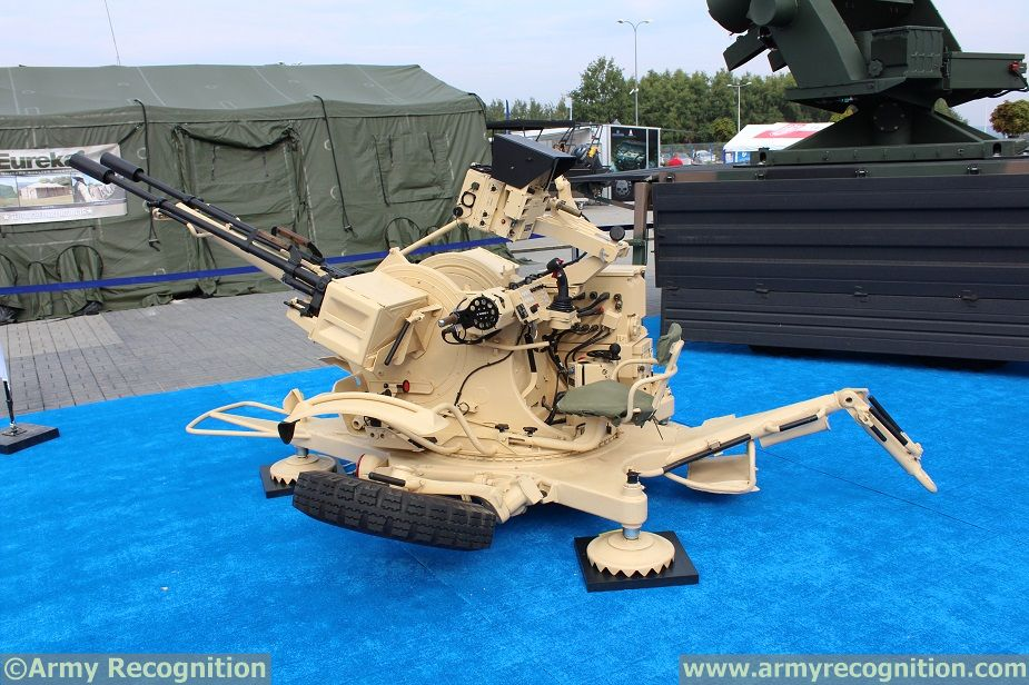 MSPO 2018 WB GROUP Showcasing Upgrade Kit for ZU 23 2
