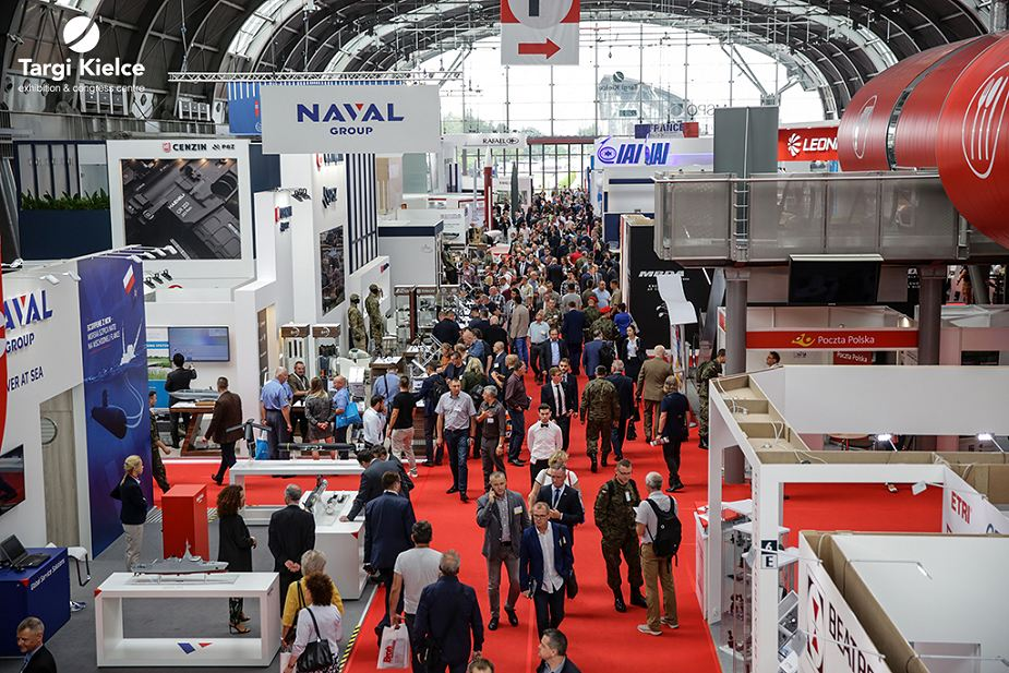 MSPO third defense industry exhibition after Eurosatory and DSEI 925 001