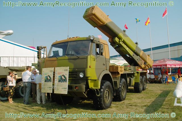 Official representative of the Russian Defense Ministry Nikolai Donyushkin reports that modernized multiple rocket launcher systems of Smerch, Uragan and Grad types will be supplied to the Russian Ground Forces.