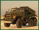 New Russian MLRS Multiple Launch Rocket System Tornado-G and Tornado-G will be delivered to the Russian Army by 2015, said Friday, September 28, 2012, during an interview with RIA Novosti, the commander of the Russian Army, Vladimir Tchirkine.