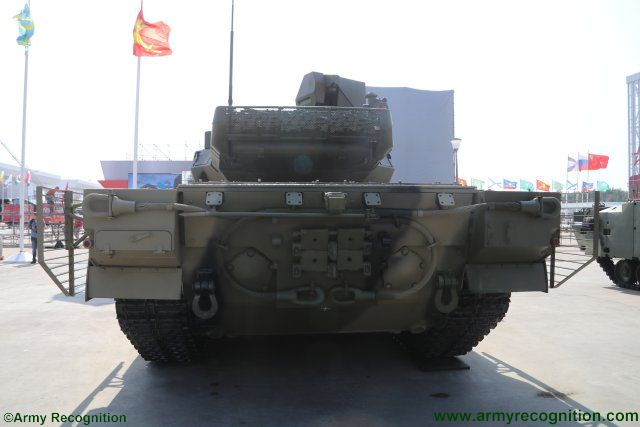Army 2017 Armata family f vehicles to be fitted with new mobile power station 640 001
