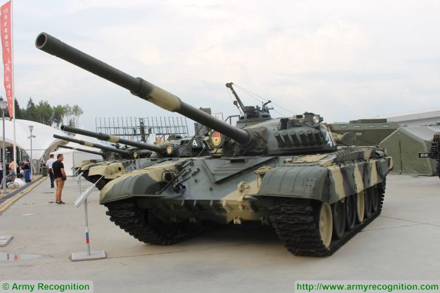 Uralvagonzavod Research and Production Corporation (UVZ, incorporated by Rostekh State Corporation) will supply T-72 tank spare parts to Kazakhstan, the UVZ press service reports. A relevant contract was signed at the Army-2017 forum.