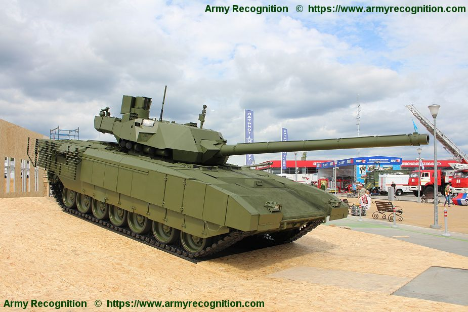 Russian army has ordered 132 T 14 tanks and T 15 Armata infantry fighting vehicles 925 001
