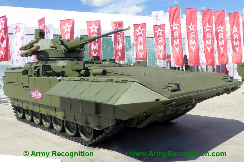 Army 2019 remotely controlled combat module for T 15 Armata to undergo preliminary trials