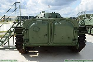 bmp 1 light armoured infantry fighting combat vehicle Russia Russian army defence industry rear back view 002