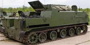 BTR-MD Rakushka multi-role airborne armoured vehicle technical data sheet specifications information description pictures photos images video intelligence identification Russia Russian army defence industry military technology