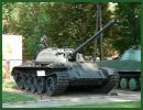 T-55 main battle tank technical data sheet specifications information description pictures photos images video intelligence identification Russia Russian army defence industry military technology equipment