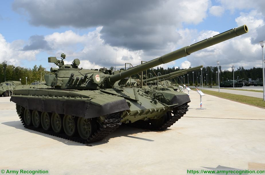T 72A MBT Main Battle Tank Russia Russian army defense industry military equipment 925 001
