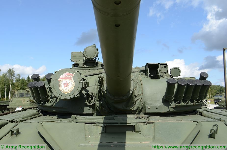 T 72A MBT Main Battle Tank Russia Russian army defense industry military equipment details 925 003