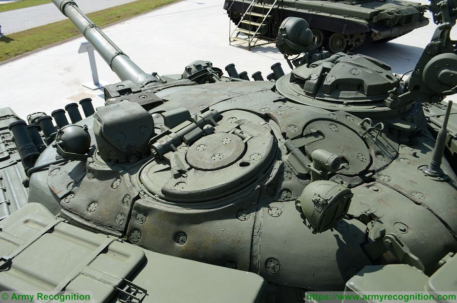 T 72A MBT Main Battle Tank Russia Russian army defense industry military equipment details 925 004