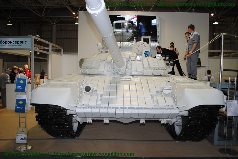 T 72B1MS White Eagle MBT Main Battle Tank Russia Russian defense industry 925 001