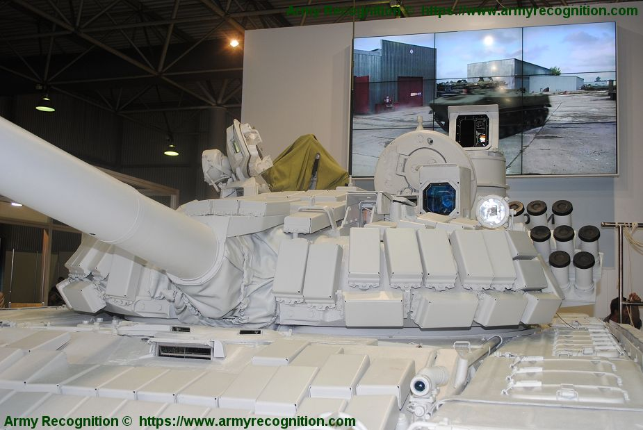 T 72B1MS White Eagle MBT Main Battle Tank Russia Russian defense industry details 925 002
